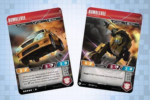 Bumblebee - Brave Warrior