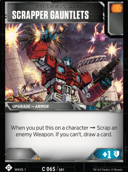 Scrapper Gauntlets