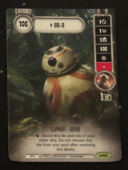 BB-8 FFG Alt Art Promo