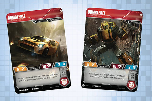 Bumblebee - Courage Scout