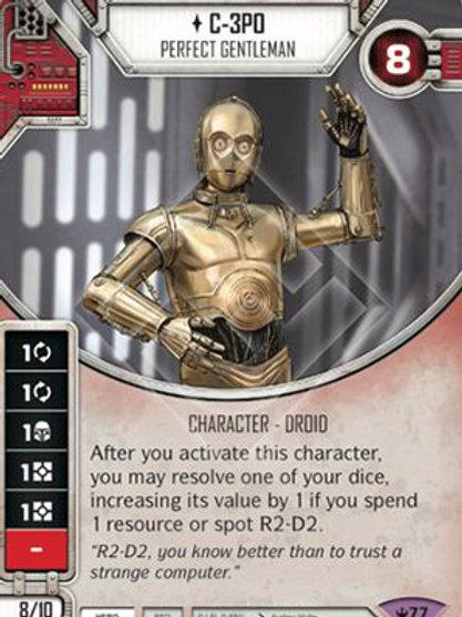 C-3PO - Perfect Gentleman