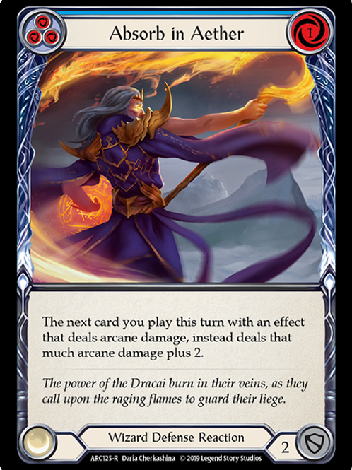 Absorb Aether (Blue)