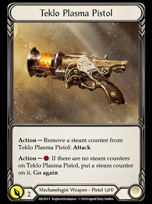 Teklo Plasma Pistol