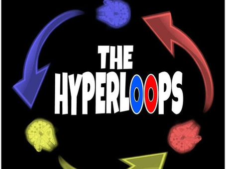Star Wars Destiny - Hyperloops 2021 - Podcast Redemption Blue Villain