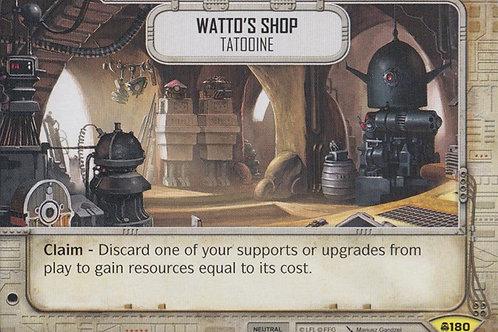Watto's Shop