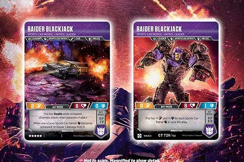 Raider Blackjack