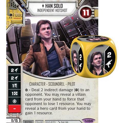 Han Solo: Independent Hotshot