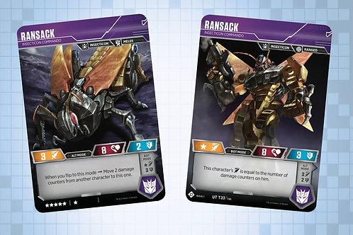 Ransack - Insecticon Comando