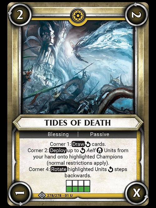Tides of Death