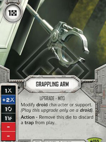 Grappling Arm
