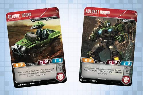 Autobot Hound - Long-Rang Scout