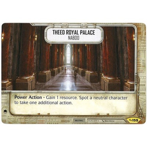 Theed Royal Palace