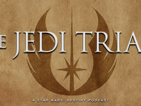 The Jedi Trials Ep 37: Now THIS is Podcasting