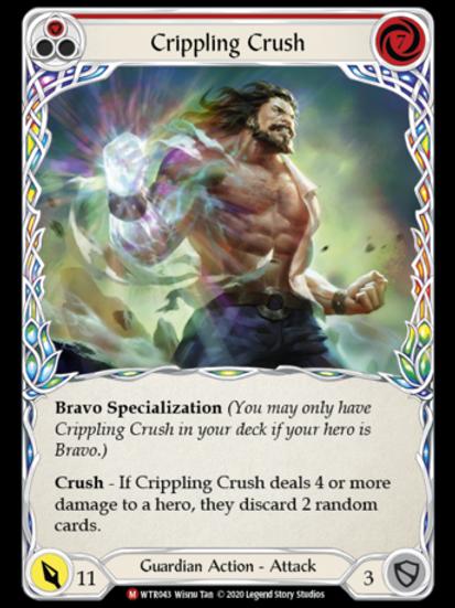 Crippling Crush - WTR Unlimited