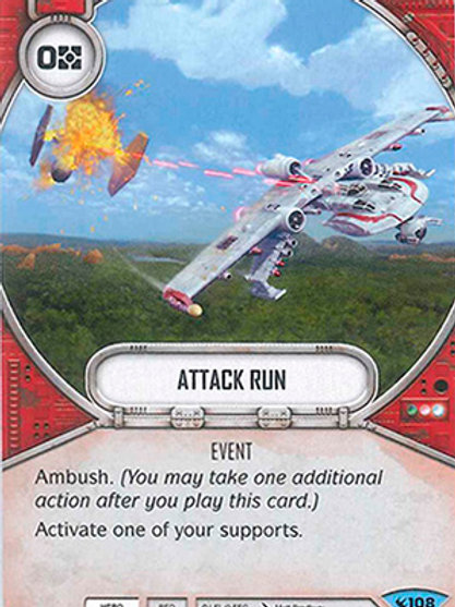 Attack Run