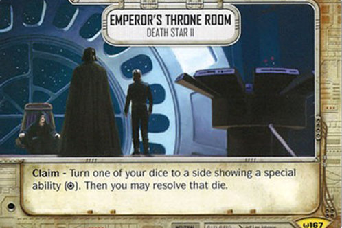 Emperor's Throne Room