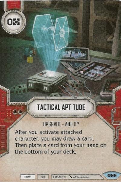 Tactical Aptitude