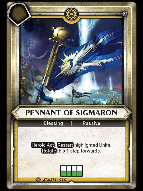 Pennant of Sigmaron