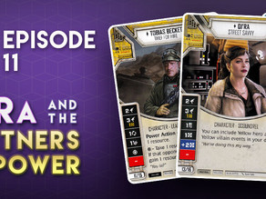 Jank It Up, Fuzzball Ep 11: Qi'Ra and the Partners of Power