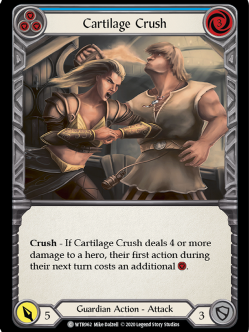 Cartilage Crush (Blue) WTR Unlimited