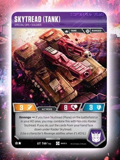 Skytread (Tank)