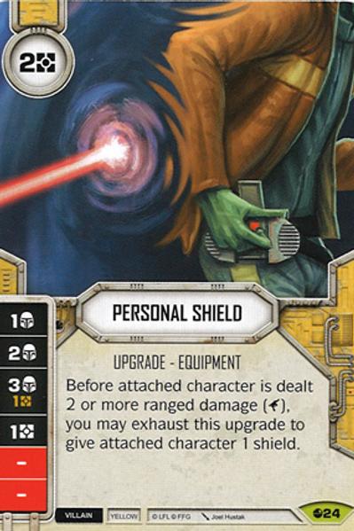 Personal Shield