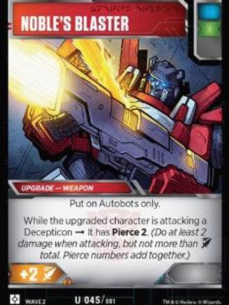 Noble's Blaster