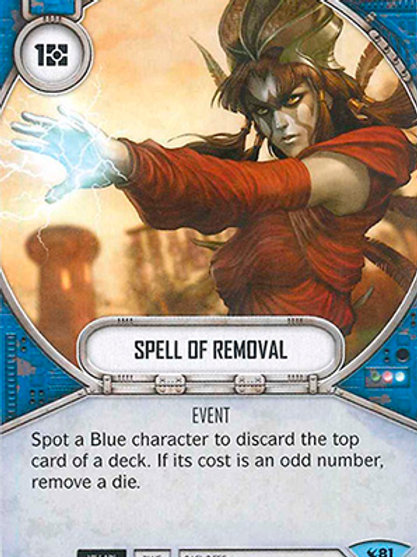 Spell of Removal