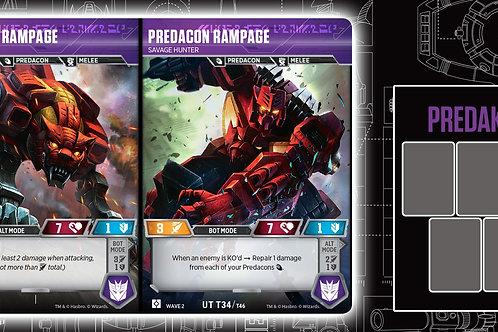 Predacon Rampage