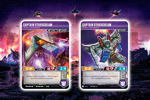 Captain Starscream