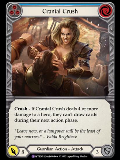 Cranial Crush - WTR Unlimited