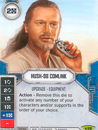 Hush-98 Comlink