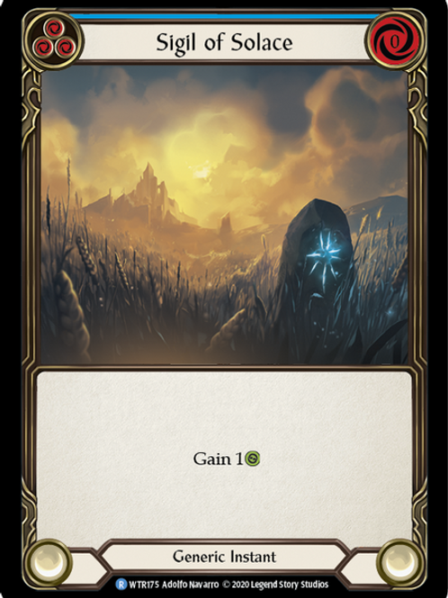Sigil of Solace (Blue) WTR Unlimited
