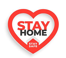 stay-home-and-stay-safe-slogan-with-hear
