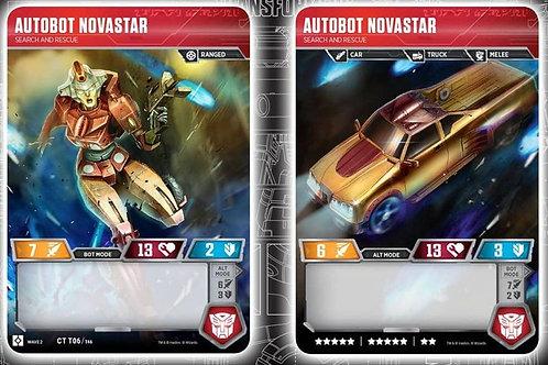 Autobot Novastar