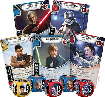 TopDeckTCG Star Wars Destiny