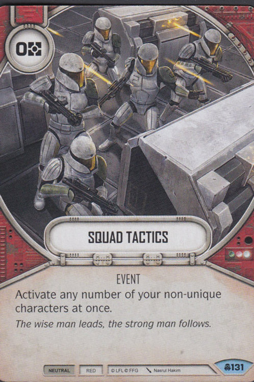 Squad Tactics