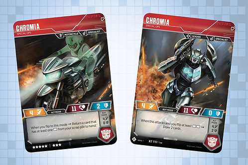 Chromia - Special Ops