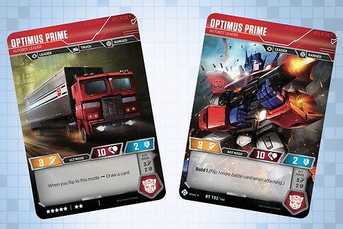 Optimus Prime - Autobot Leader