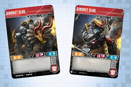 Dinobot Slug - Hot-Headed Warrior