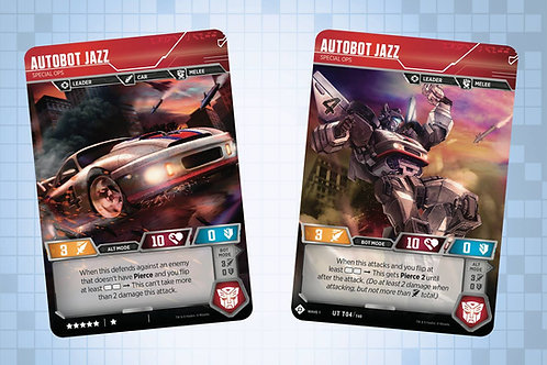 Autobot Jazz - Special Ops