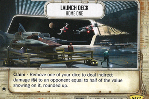 Launch Deck - Home One