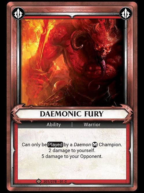 Daemonic Fury