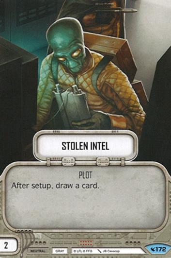 Stolen Intel