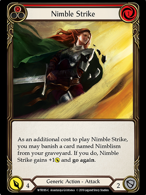 Nimble Strike (Red)