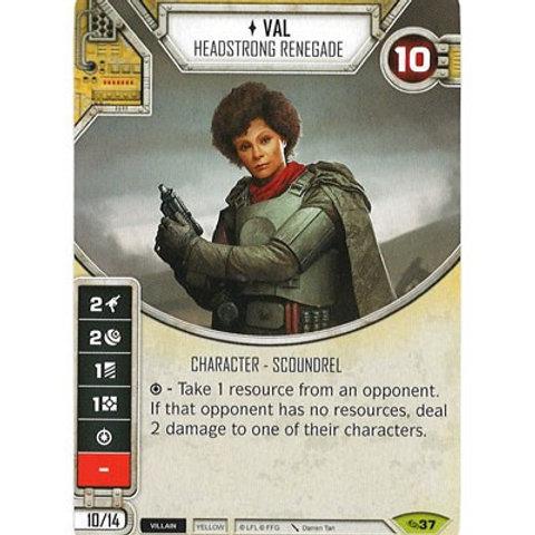 Val - Headstrong Renegade