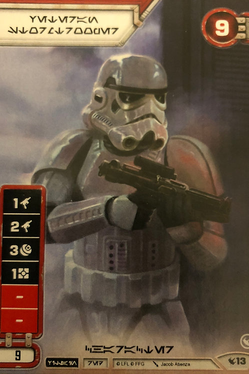Veteran Stormtrooper - Legacies Prerelease
