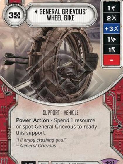 General Grievous' Wheel Bike