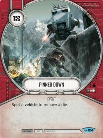 Pinned Down