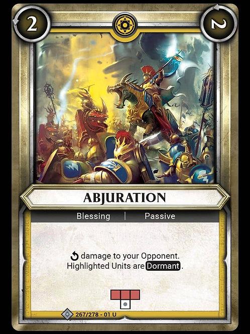 Abjuration